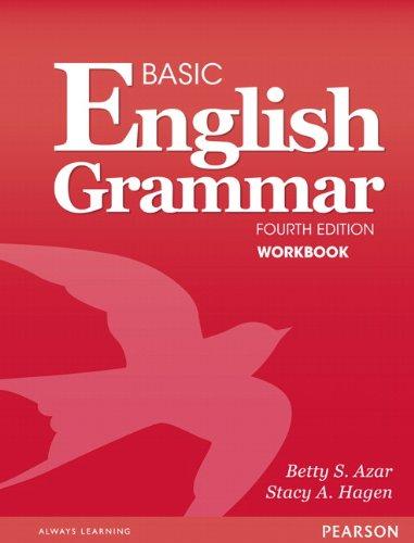 9780132942270: Basic English Grammar Workbook