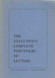 9780132942324: Executives Portfolio of Business Letters