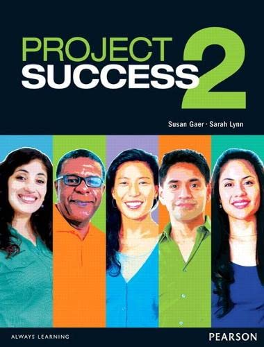 9780132942386: Project Success 2 Student Book with eText