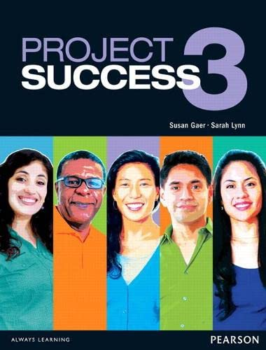 9780132942409: Project Success 3 Student Book with eText