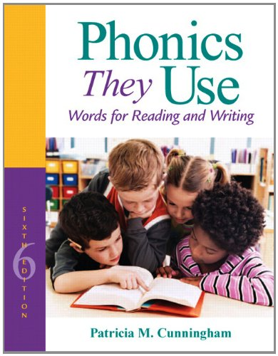 9780132944090: Phonics They Use: Words for Reading and Writing (6th Edition) (Making Words Series)