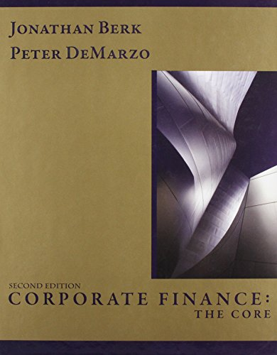 9780132945950: Corporate Finance: The Core and NEW MyFinanceLab with Pearson eText