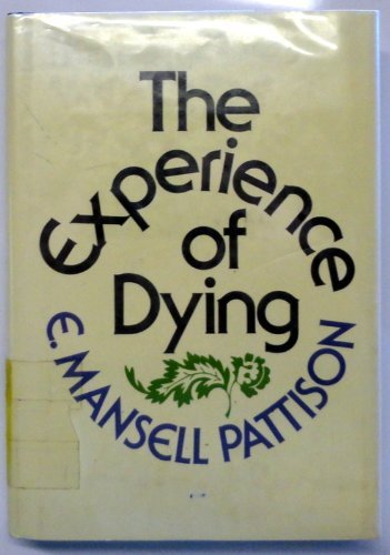 9780132946292: Experience of Dying (A Spectrum book)