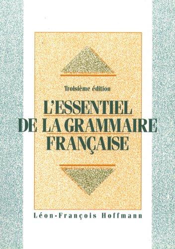 9780132947947: L'Essentiel de la Grammaire Francaise (French Edition)