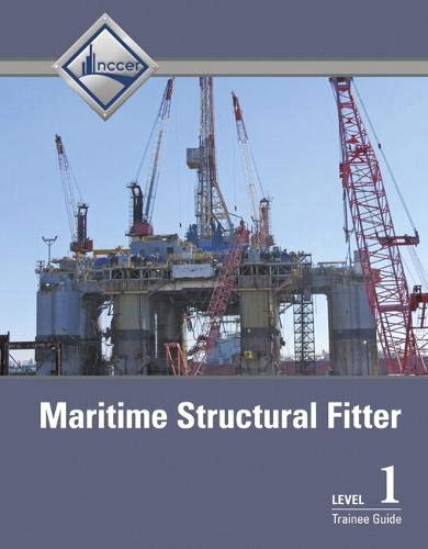 9780132948647: Maritime Structural Fitter Level 1 Trainee Guide