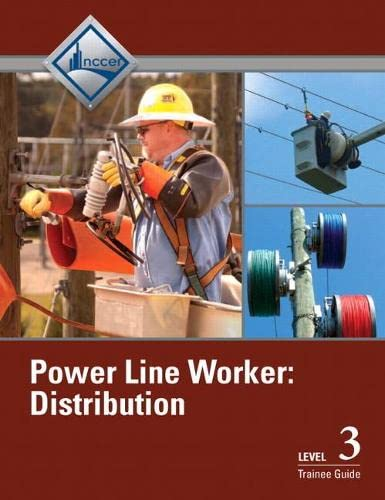 9780132948654: Power Line Worker Distribution Level 3 Trainee Guide