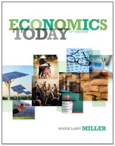 9780132948906: Economics Today (17th Edition)