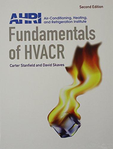 9780132951920: Fundamentals of HVACR, Beginning Algebra, and Lab Manual (2nd Edition)