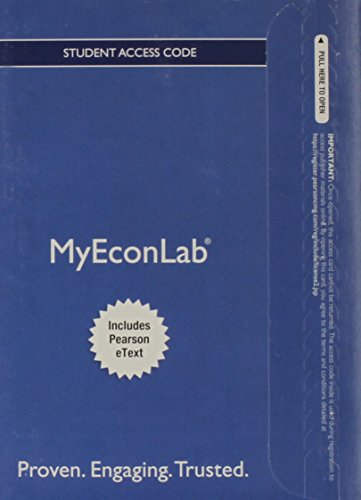 9780132952576: NEW MyEconLab with Pearson eText -- Access Card -- for International Economics