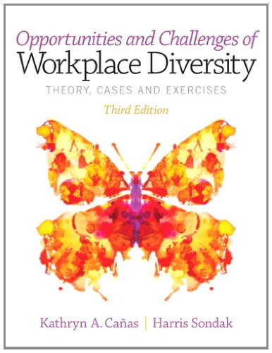 9780132953511: Opportunities and Challenges of Workplace Diversity (3rd Edition)
