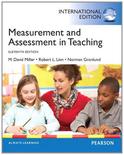 9780132954815: Measurement and Assessment in Teaching