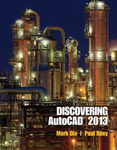 9780132958561: Discovering AutoCAD 2013