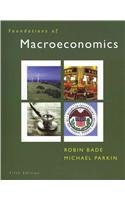 9780132959285: Foundations of Macroeconomics Plus NEW MyEconLab with Pearson eText