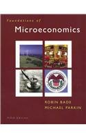 9780132959308: Foundations of Microeconomics Plus NEW MyEconLab with Pearson eText (5th Edition) (Pearson Economics)