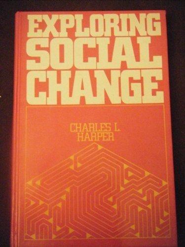 9780132959735: Exploring Social Change