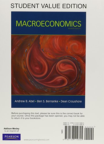 9780132959759: Student Value Edition for Macroeconomics plus NEW MyEconLab with Pearson eText Access Code Card (1-semester access) (7th Edition)