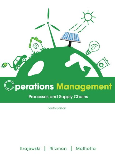 9780132960557: Operations Management: Processes and Supply Chains Plus NEW MyOMLab with Pearson eText -- Access Card Package (10th Edition)