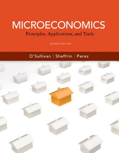 9780132961905: Microeconomics: Principles, Applications and Tools plus NEW MyEconLab with Pearson eText (1-semester access) -- Access Card Package (7th Edition) (The Pearson Series in Economics)