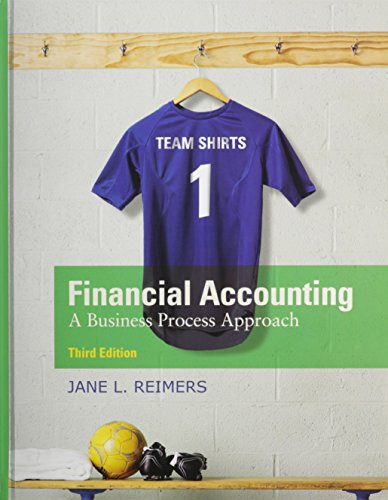 9780132962674: Financial Accounting: A Business Process Approach Plus NEW MyAccountingLab with Pearson eText -- Access Card (3rd Edition)