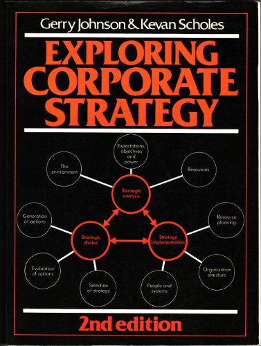 9780132963930: Exploring Corporate Strategy