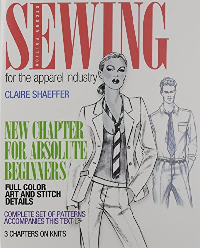 9780132964647: Sewing for the Apparel Industry & Patterns for Sewing for the Apparel Industry Package