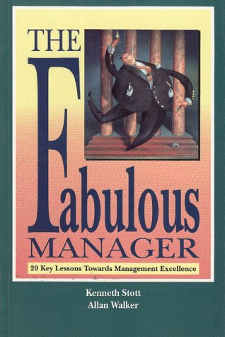 9780132965507: Fabulous Manager: 20 Key Lessons Towards Management Excellence