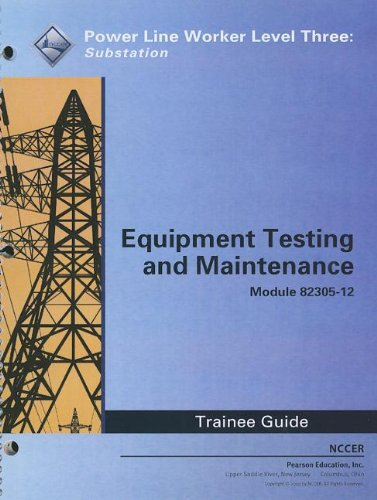 9780132967952: 82305-12 Equipment Testing, Troubleshooting, and Maintenance Tg