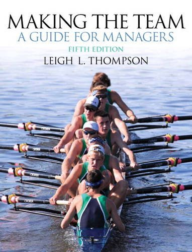 9780132968089: Making the Team (5th Edition)