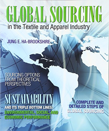 9780132974622: Global Sourcing in the Textile and Apparel Industry (Fashion)