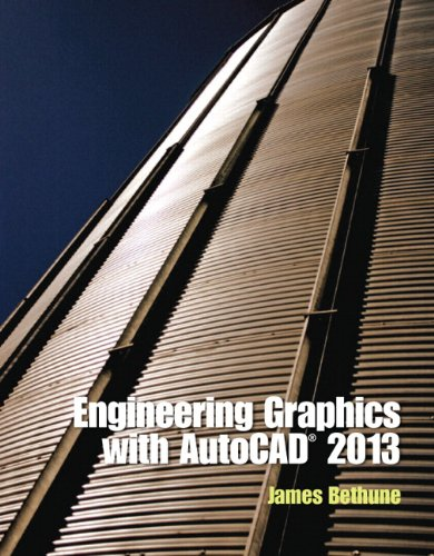 9780132975117: Engineering Graphics with AutoCAD 2013