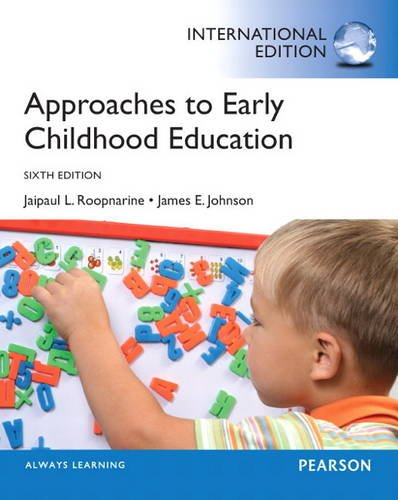 9780132977579: Approaches to Early Childhood Education