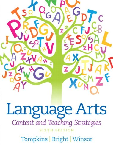 9780132980067: Language Arts: Content and Teaching Strategies, Sixth Canadian Edition (6th Edition)