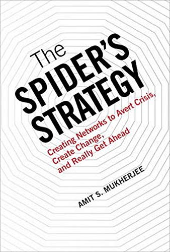 9780132982030: The Spider's Strategy: Creating Networks to Avert Crisis, Create Change, and Really Get Ahead (paperback)
