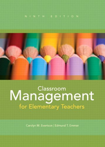 9780132982078: Classroom Management for Elementary Teachers Plus MyEducationLab with Pearson eText -- Access Card Package (9th Edition)