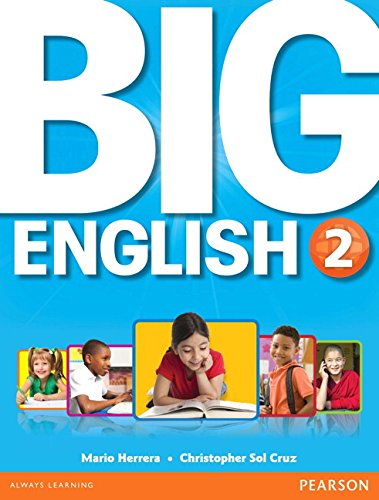 9780132985567: Big English 2 Student Book