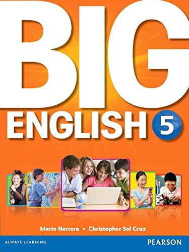 9780132985581: Big English 5 Student Book