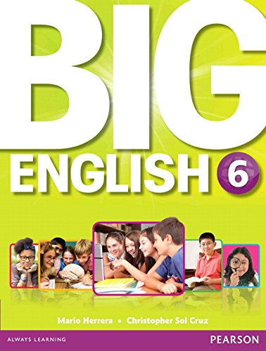 9780132985598: Big English 6 Student Book