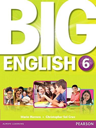 9780132985598: Big English 6 Student Book