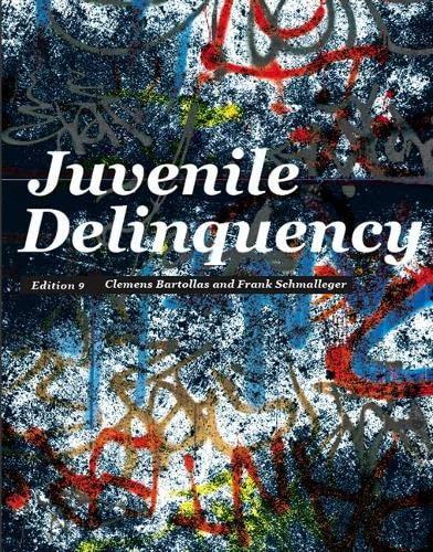 9780132987318: Juvenile Delinquency (9th Edition)