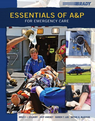 9780132988827: Essentials of A&P for Emergency Care and Resource Central -- Access Card Package