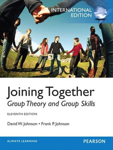 9780132989794: Joining Together: Group Theory and Group Skills