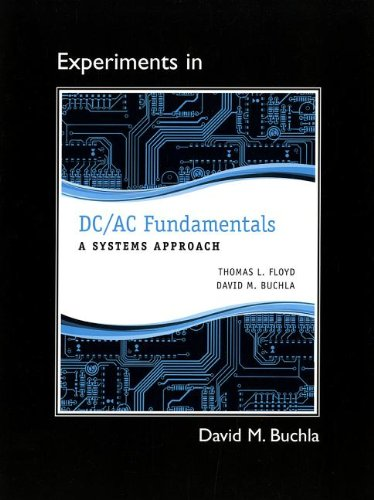 9780132989862: Lab Manual for DC/AC Fundamentals: A Systems Approach