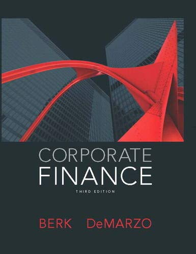 9780132992473: Corporate Finance (3rd Edition) (Pearson Series in Finance)
