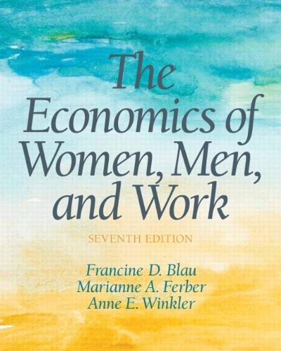 The Economics of Women, Men and Work: BLAU