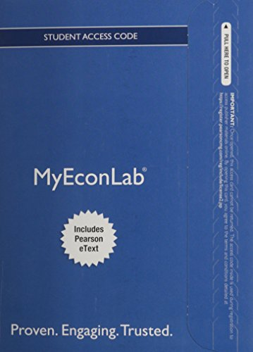 9780132993333: NEW MyEconLab with Pearson etext -- Access Card -- for Macroeconomics