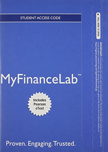 9780132993609: NEW MyFinanceLab with Pearson eText -- Student Access Card -- for Corporate Finance