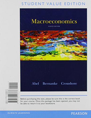 9780132993777: Macroeconomics, Student Value Edition (8th Edition)