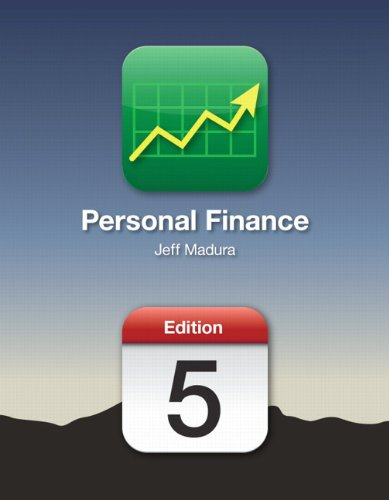 9780132994347: Personal Finance (5th Edition) (The Personal Series in Finance)