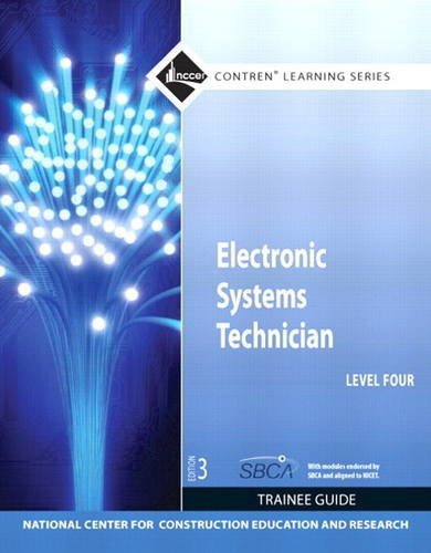 9780132994606: New NCCERconnect with Pearson EText -- Trainee Access Card -- for Electronic Systems Technician Level 4