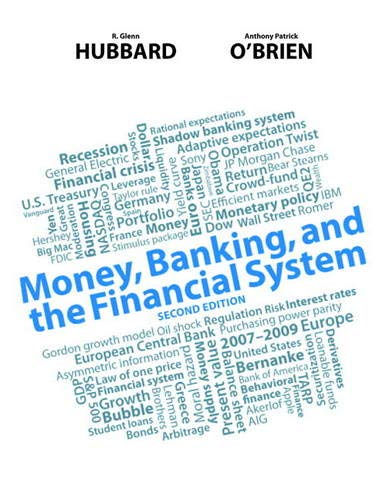 9780132994910: Money, Banking, and the Financial System (2nd Edition)